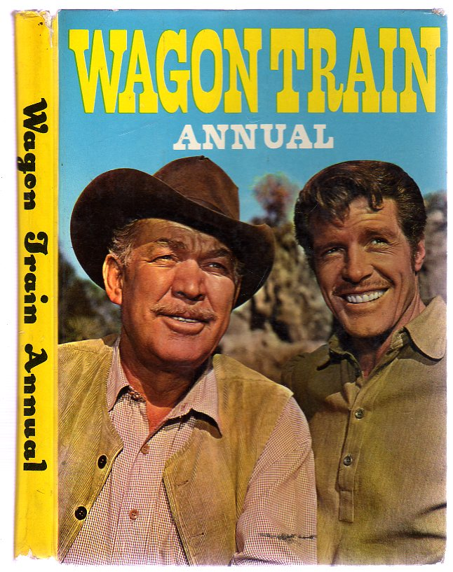 Image for Wagon Train Annual