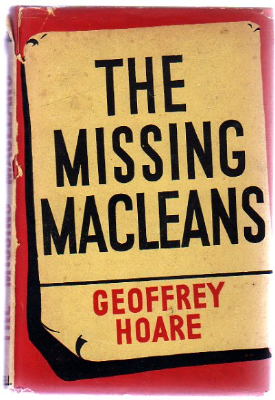 Image for The Missing Macleans