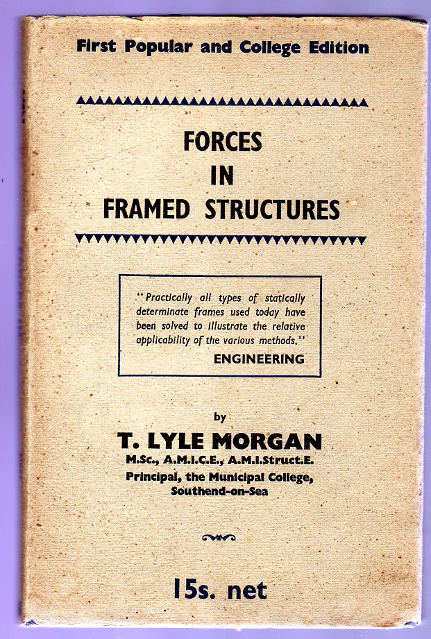 Image for Forces In Framed Structures