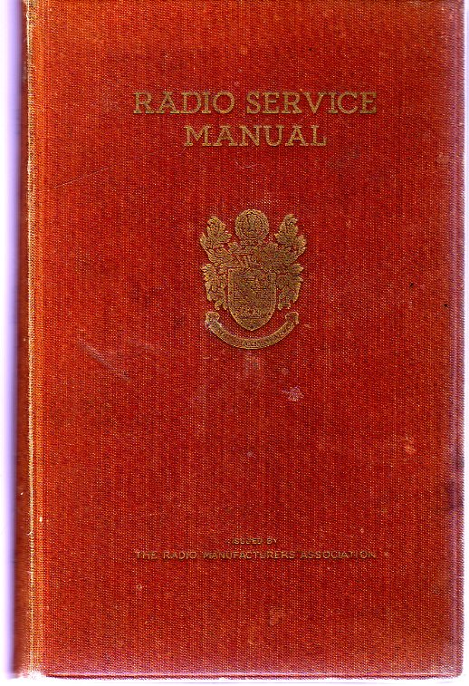 Image for Radio Service Manual