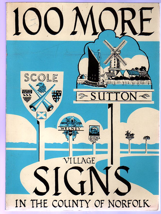 Image for 100 More Village Signs in the County of Norfolk