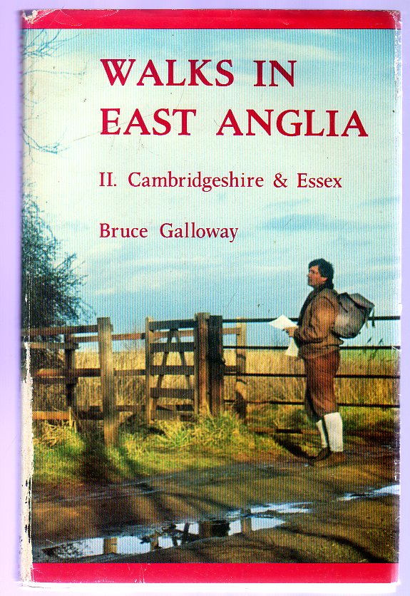 Image for Walks in East Anglia : II - Cambridgeshire & Essex
