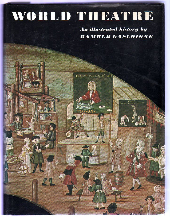 Image for World Theatre - An illustrated History