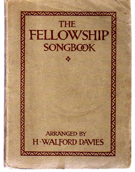 Image for The  Fellowship Song Book Part I Eighty-Seven Songs