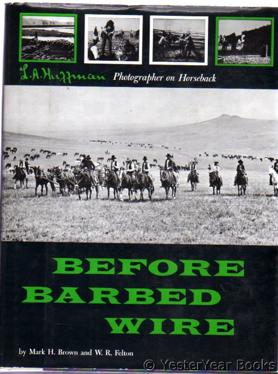 Image for Before Barbed Wire