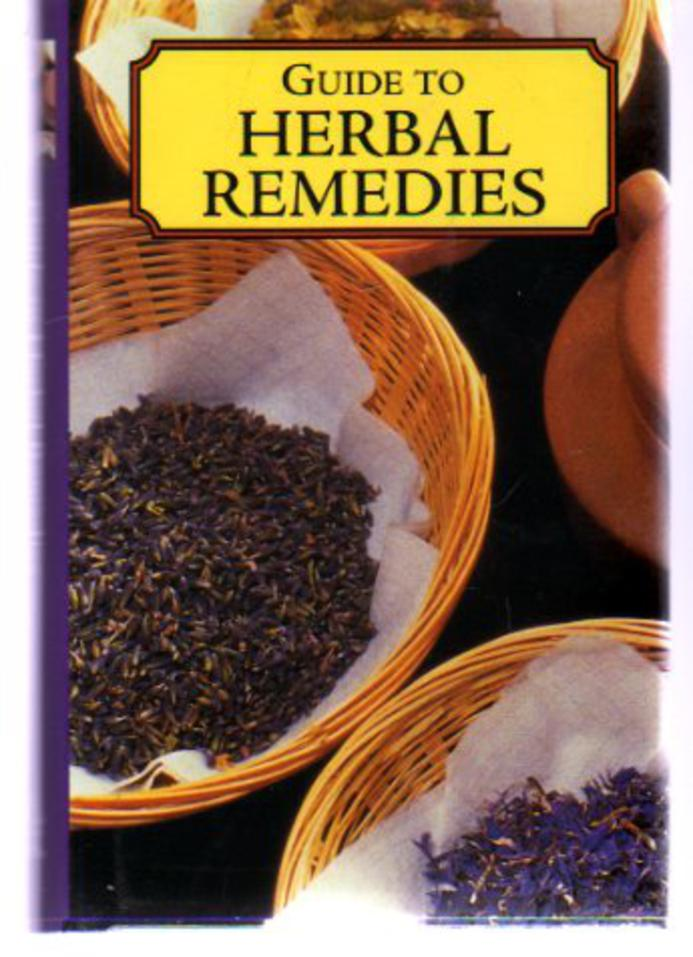 Image for Guide to Herbal Remedies