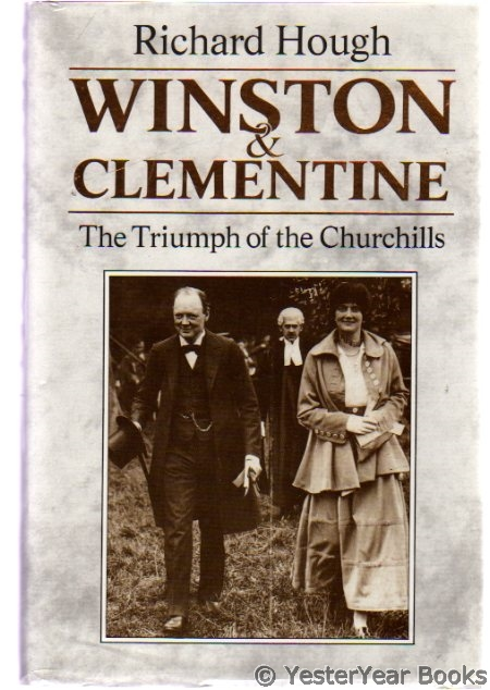 Image for Winston and Clementine : The Triumphs of the Churchills