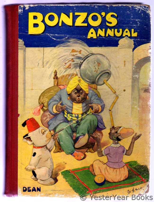 Image for Bonzo's Annual