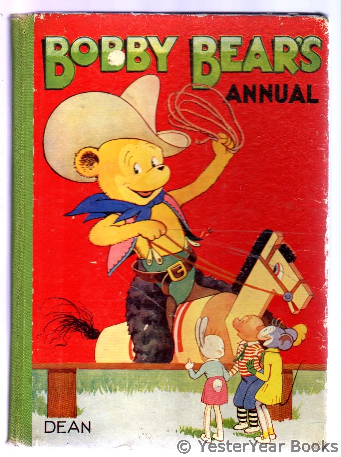 Image for Bobby Bear's Annual
