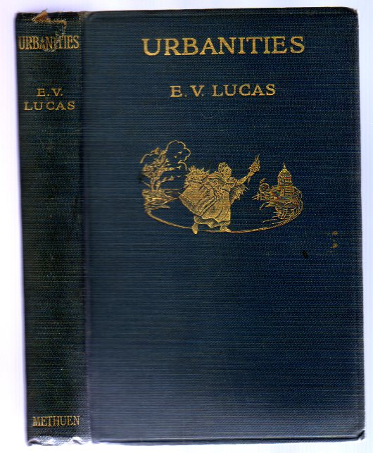 Image for Urbanities - Essays New & Old