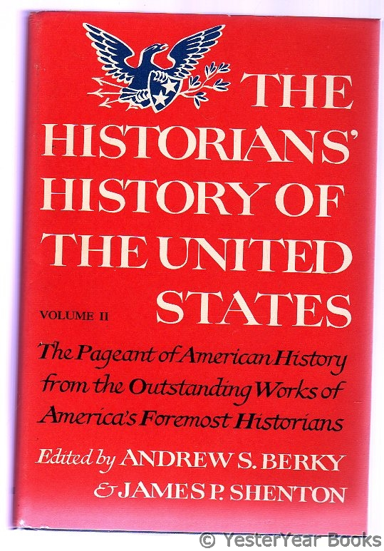 Image for The Historians' History of the United States  - Two Volume Set