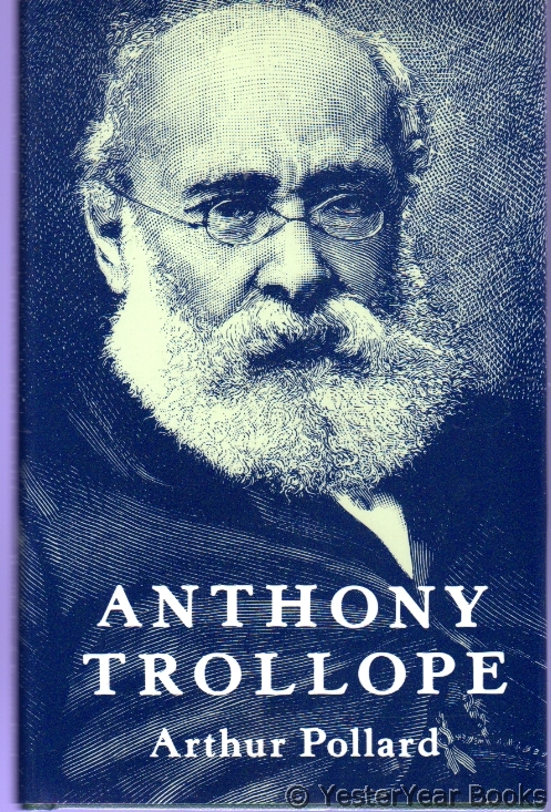 Image for Anthony Trollope