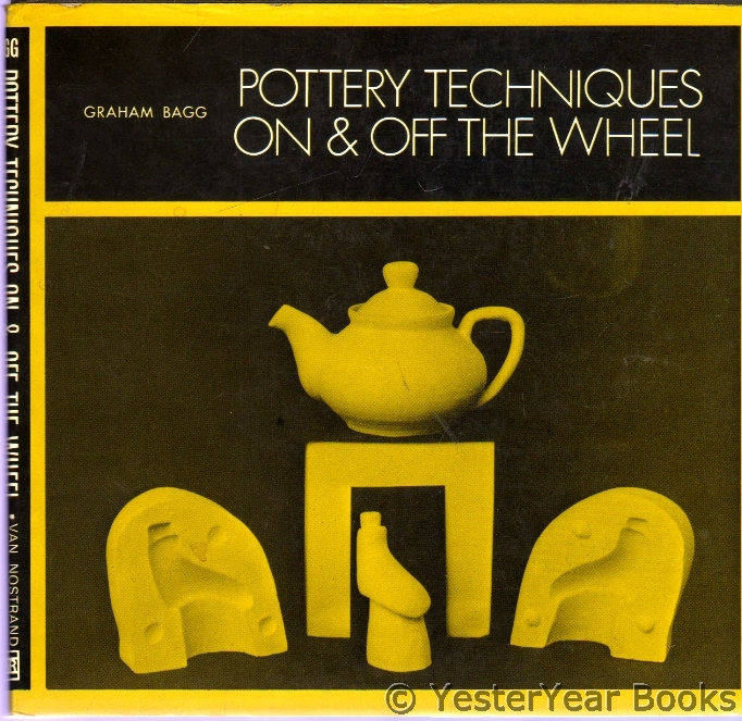 Image for Pottery Techniques on and off the Wheel