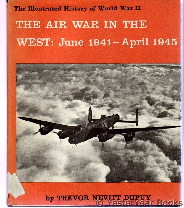 Image for The Air War in the West June 1941-April 1945