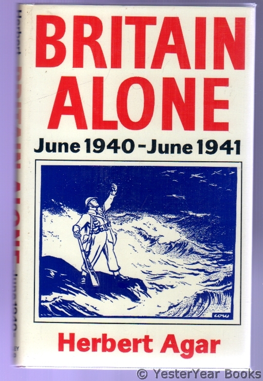 Image for Britain Alone : June 1940-June 1941