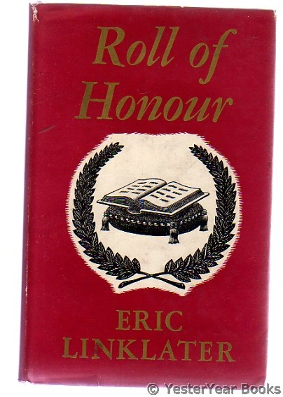 Image for Roll of Honour