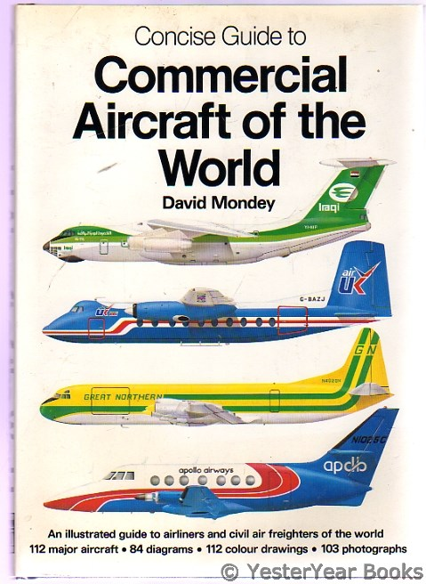 Image for The Concise Guide to Commercial Aircraft of the World
