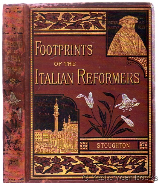 Image for Footprints of Italian Reformers
