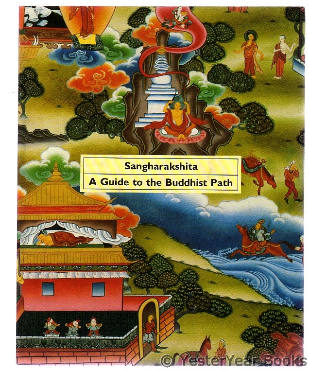 Image for A Guide to the Buddhist Path