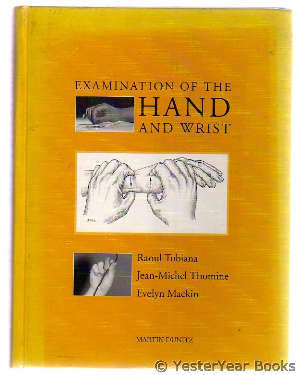 Image for Examination of the Hand and Wrist