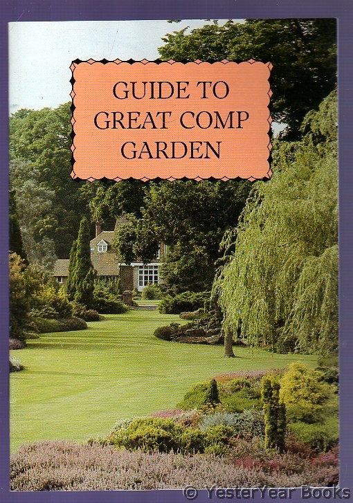 Image for Guide to Great Comp Garden