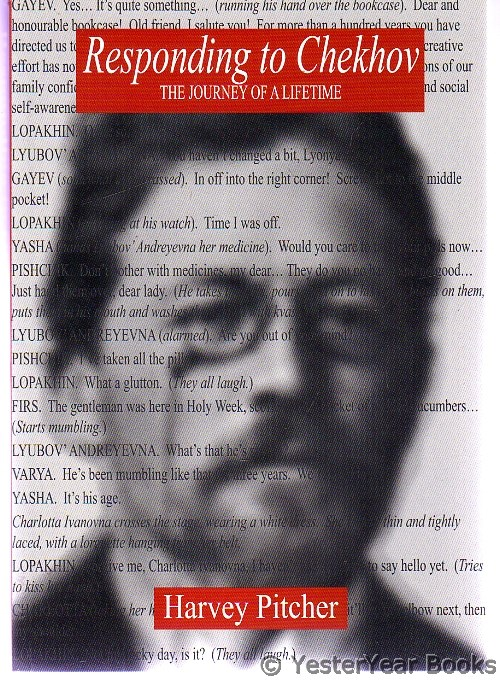 Image for Responding to Chekhov : The Journey of a Lifetime (SIGNED)