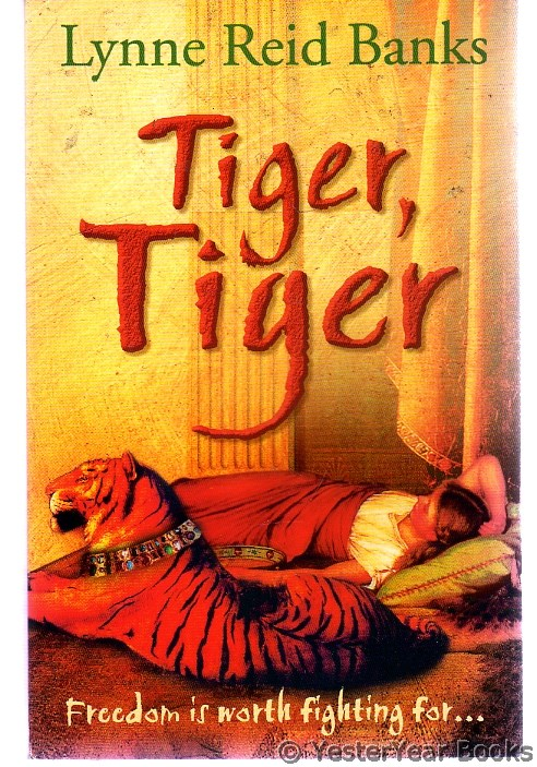 Image for Tiger, Tiger