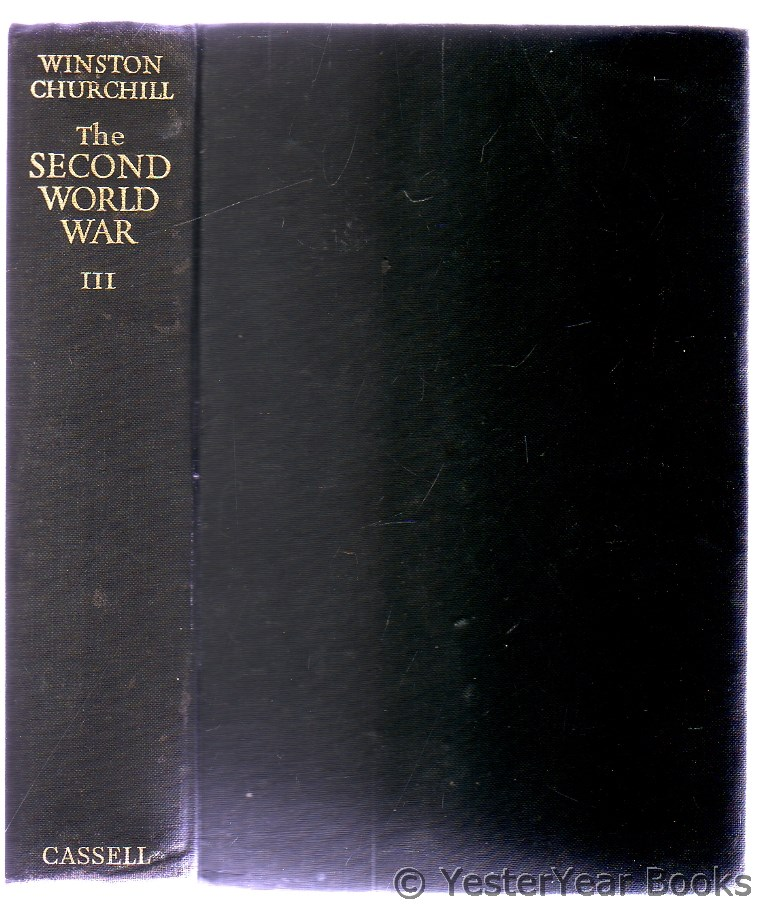 Image for The Second World War - Volume III - The Grand Alliance