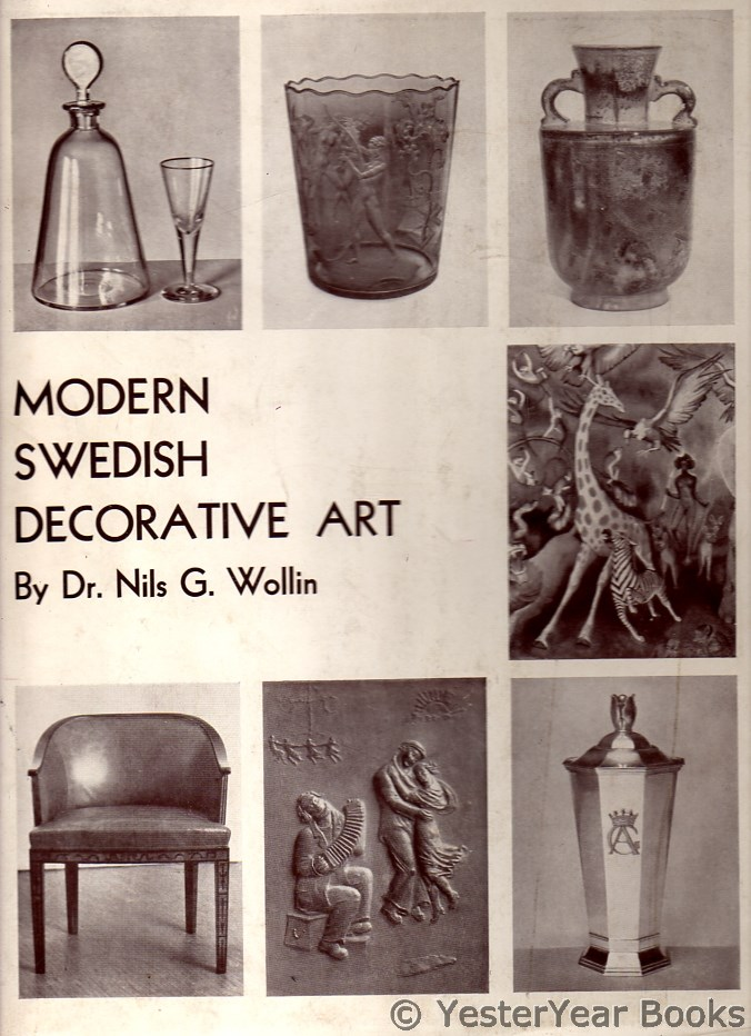 Image for Modern Swedish Decorative Art