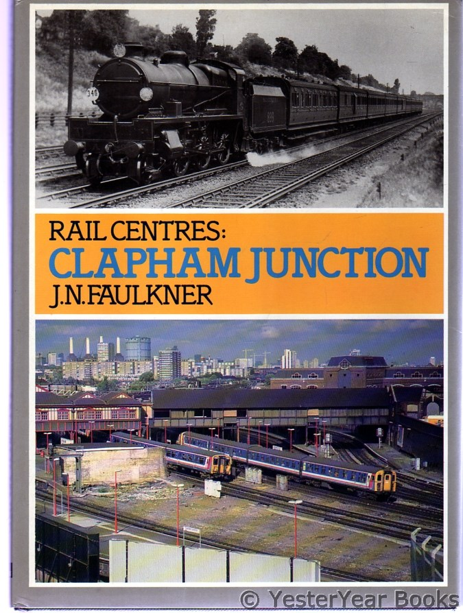 Image for Rail Centres : Clapham Junction