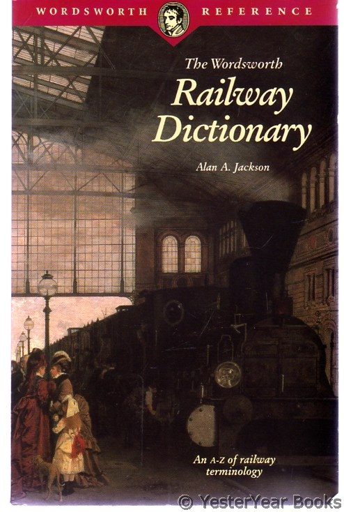 Image for The Wordsworth Railway Dictionary