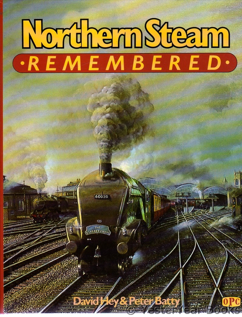 Image for Northern Steam Remembered