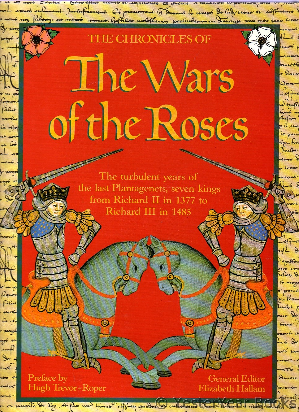 Image for The Chronicles of War of the Roses