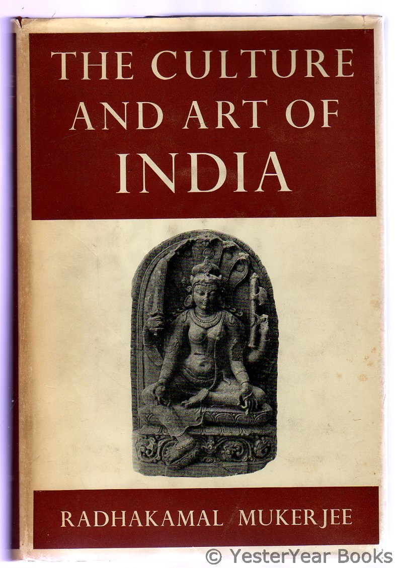 Image for The Culture and Art of India