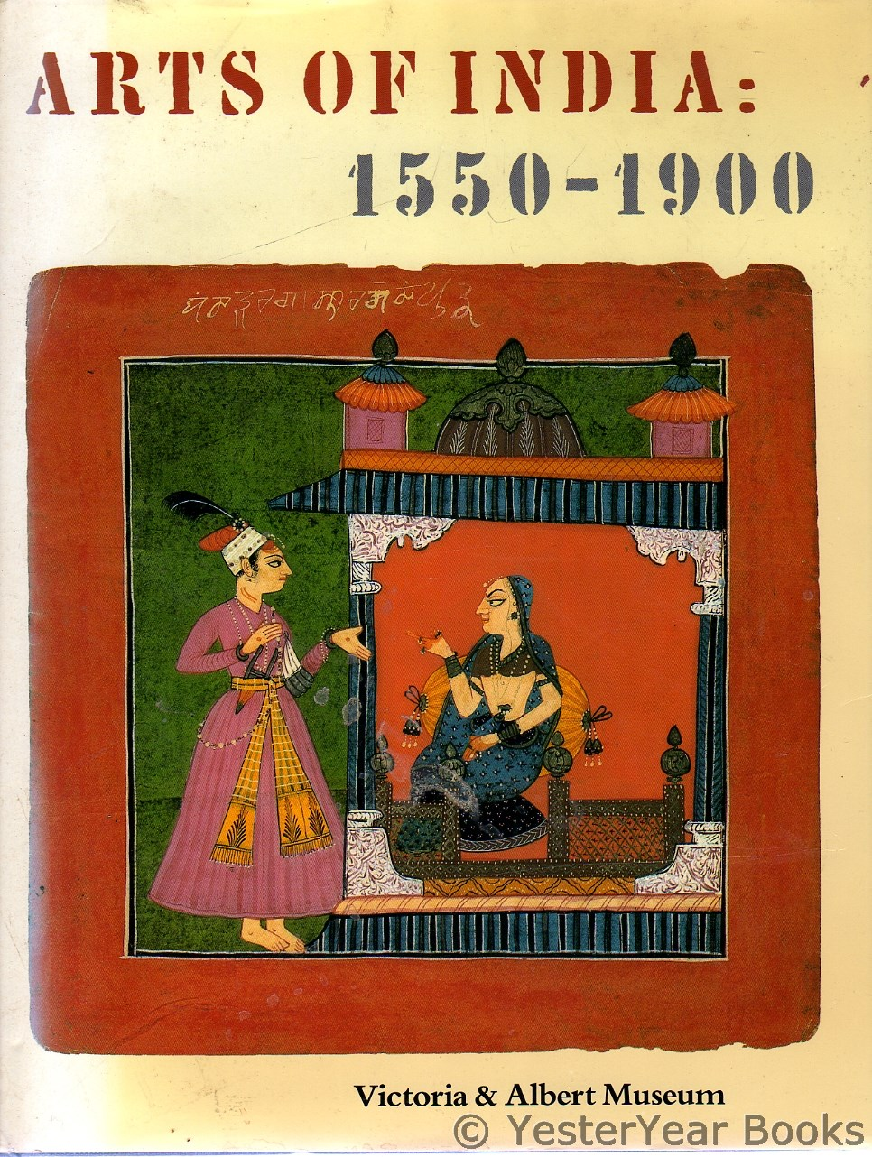 Image for Arts of India 1550-1900
