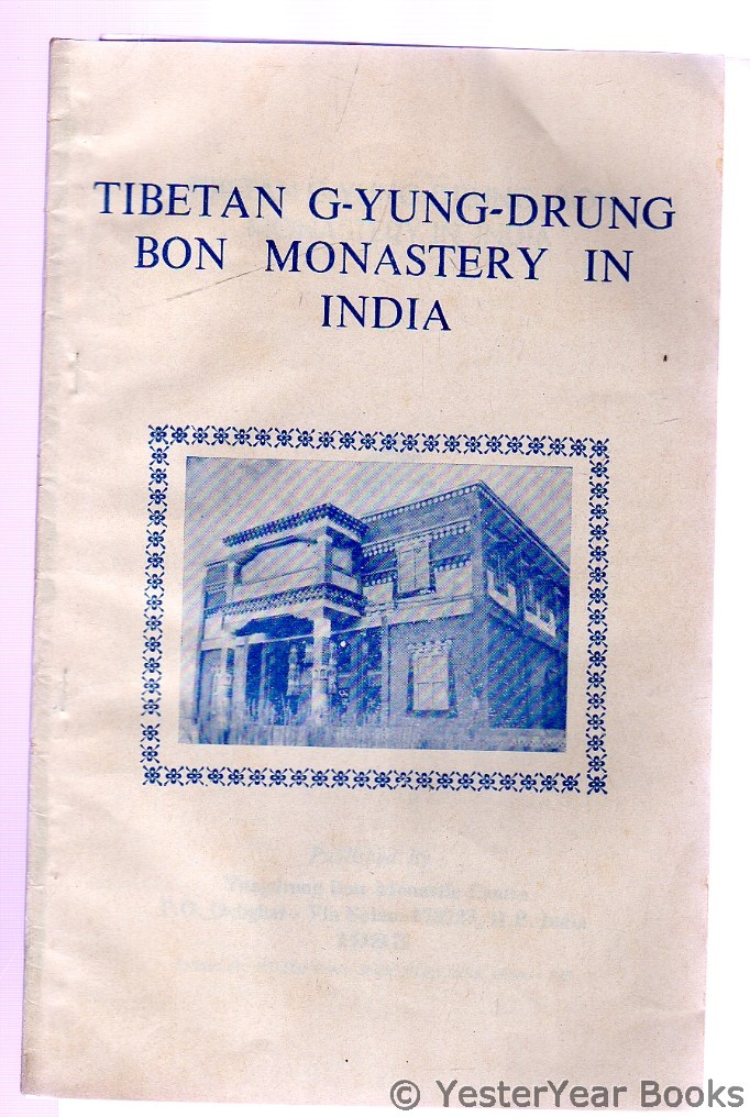 Image for Tibetan G-Yung-Drung Bon Monastery in India