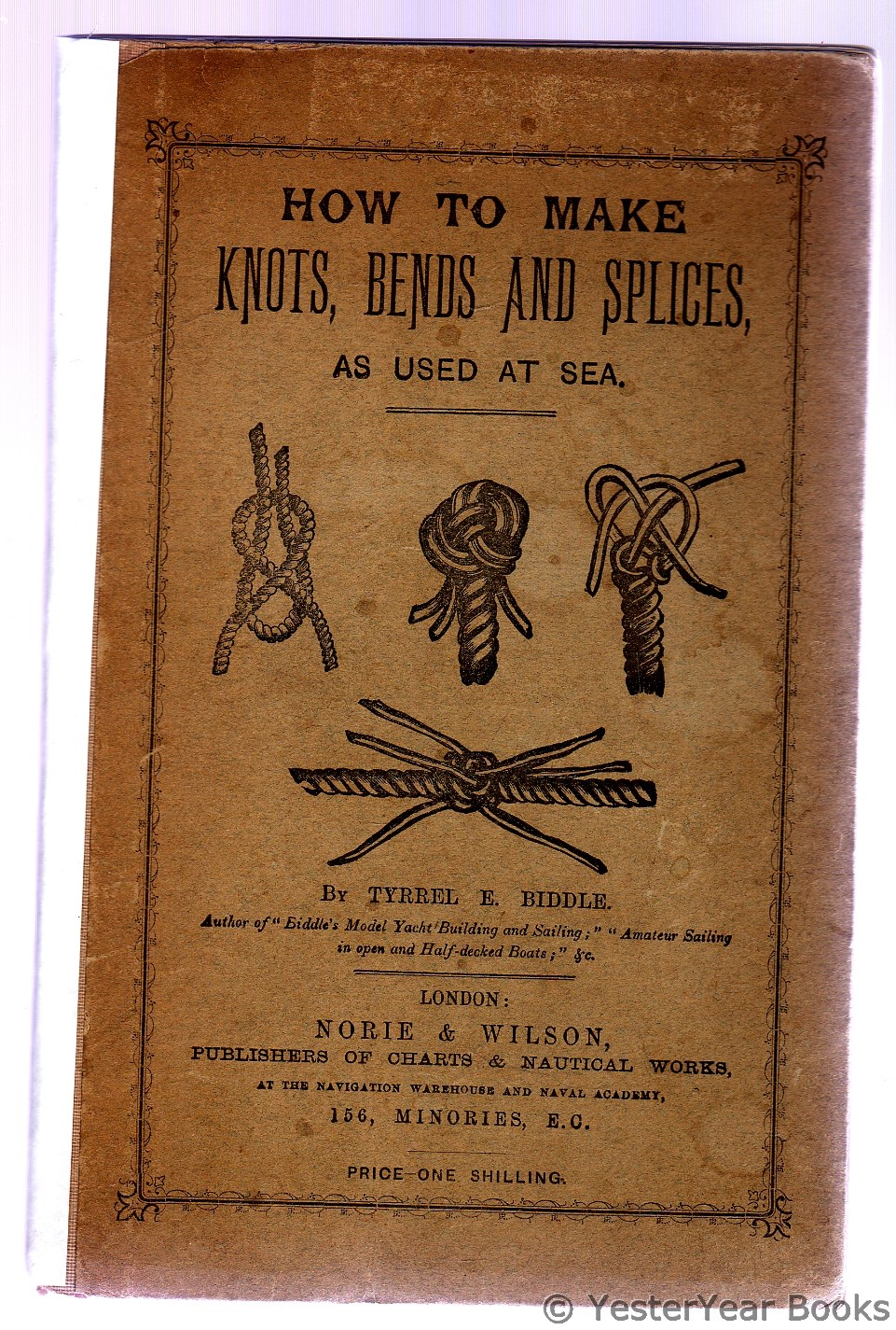 Image for How to Make Knots, Bends and Splices as used at Sea
