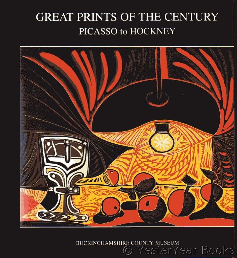 Image for Great Prints of the Century : Picasso to Hockney