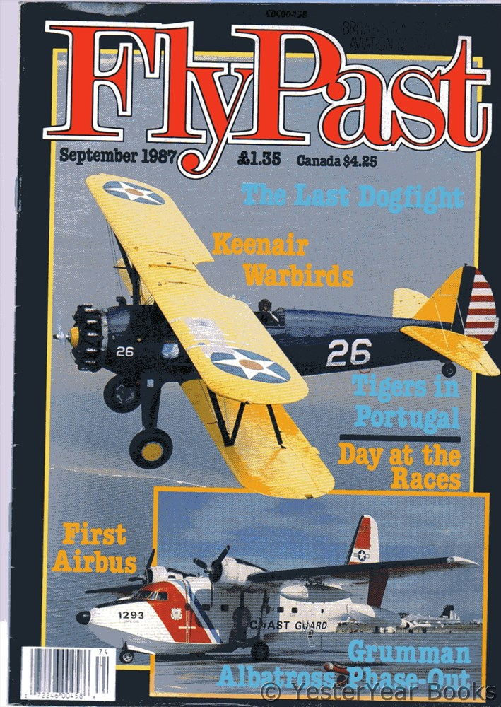 Image for FlyPast Magazine September 1987 No 74