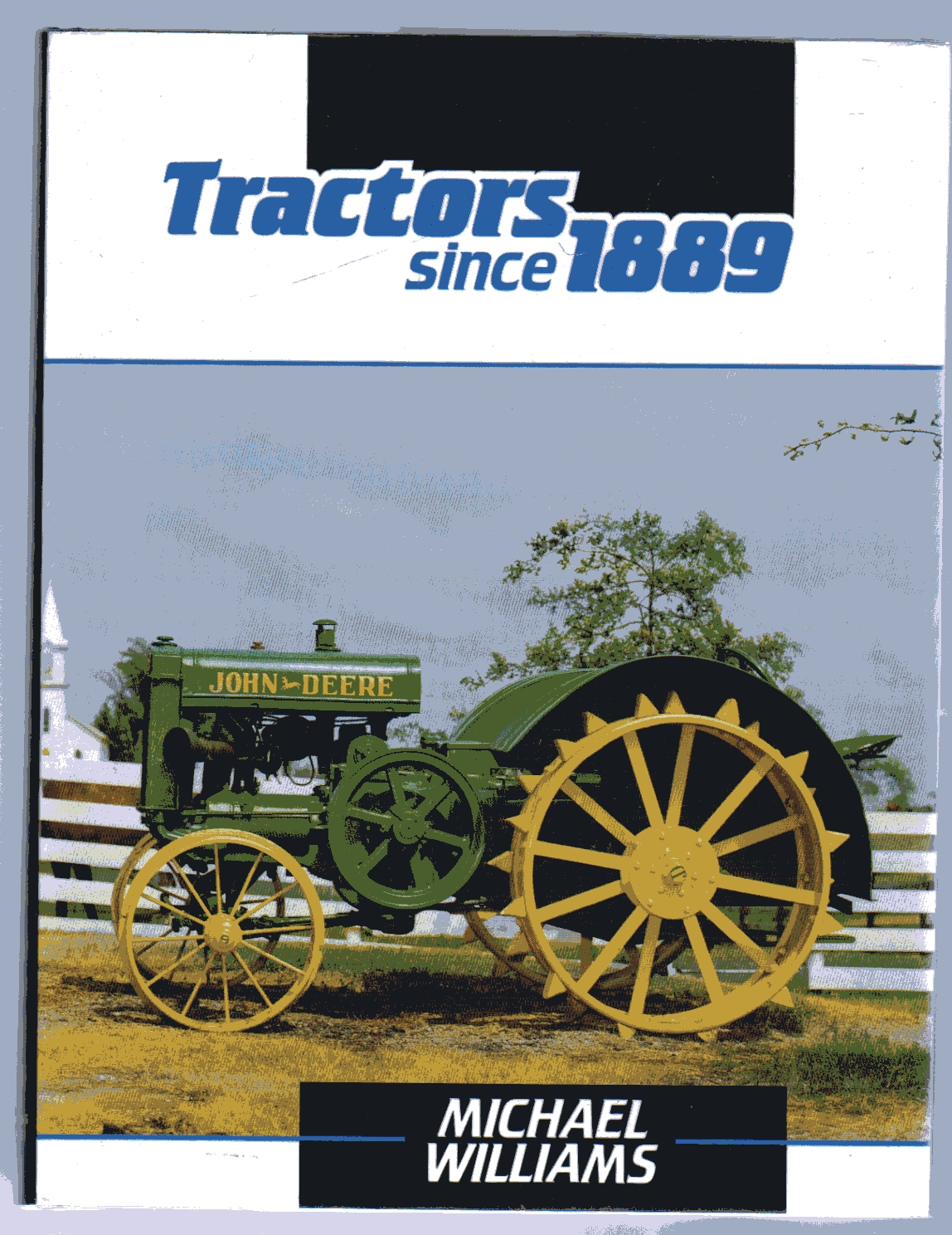 Image for Tractors since 1889