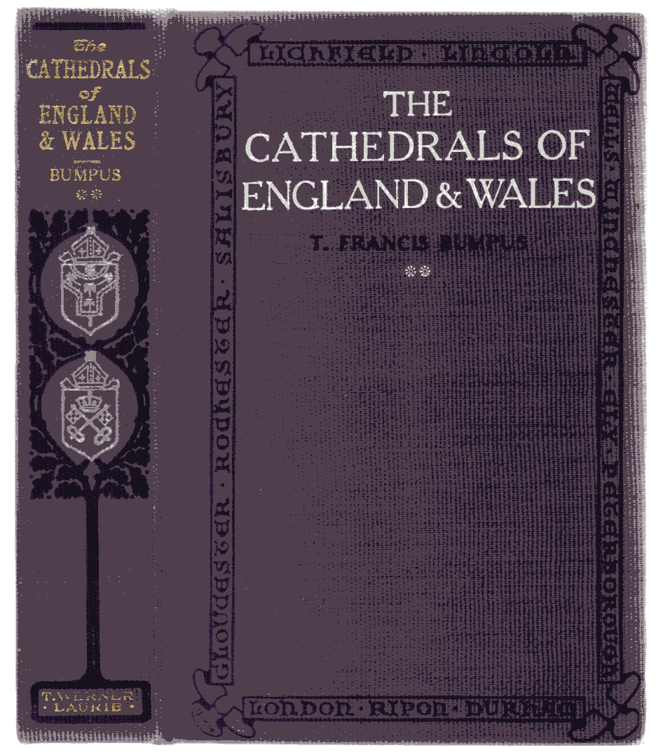 Image for The Cathedrals of England and Wales - Second Series