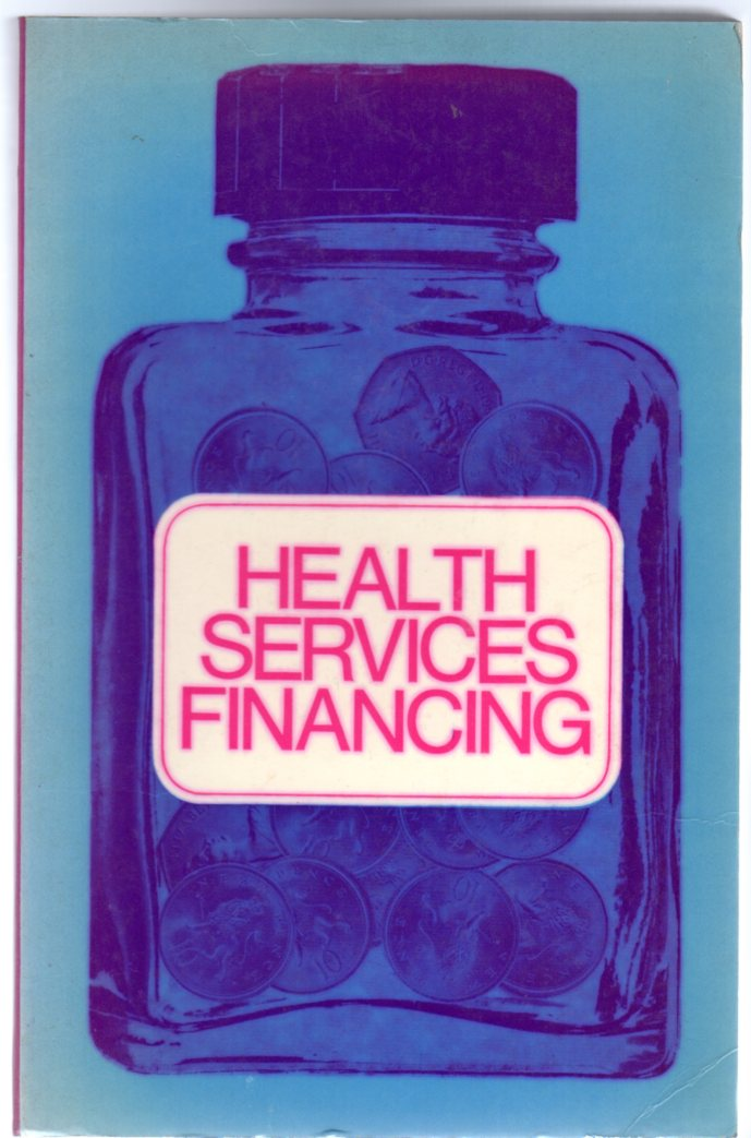 Image for Health Service Financing