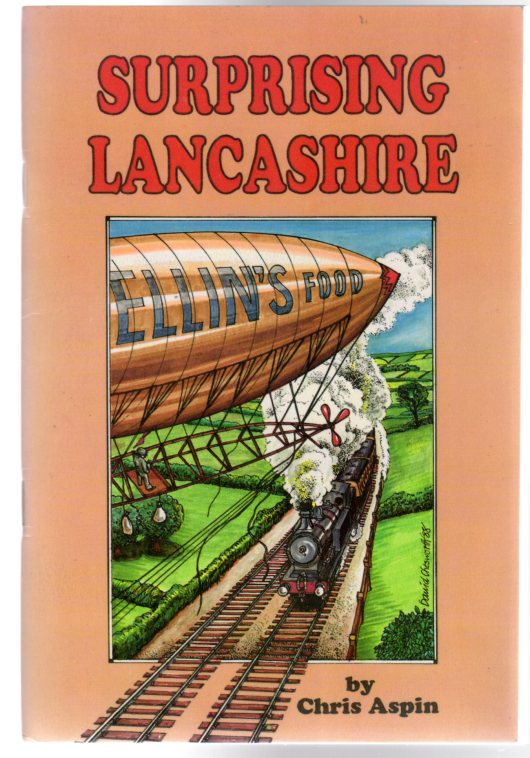 Image for Surprising Lancashire (SIGNED)