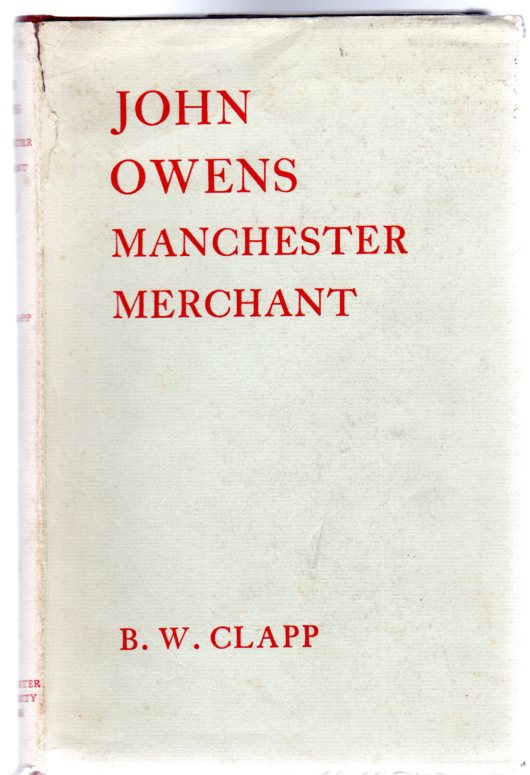 Image for John Owens Manchester Merchant