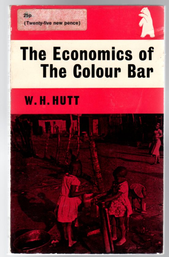 Image for The Economics of the Colour Bar