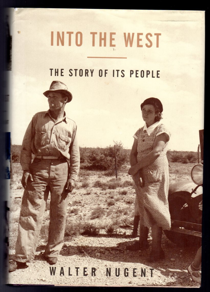 Image for Into the West : The Story of Its People