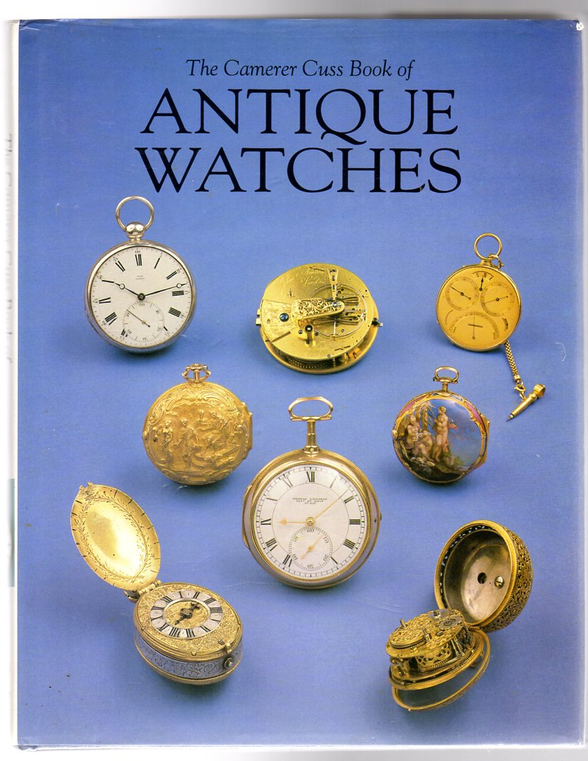 Image for The Camerer Cuss Book of Antique Watches