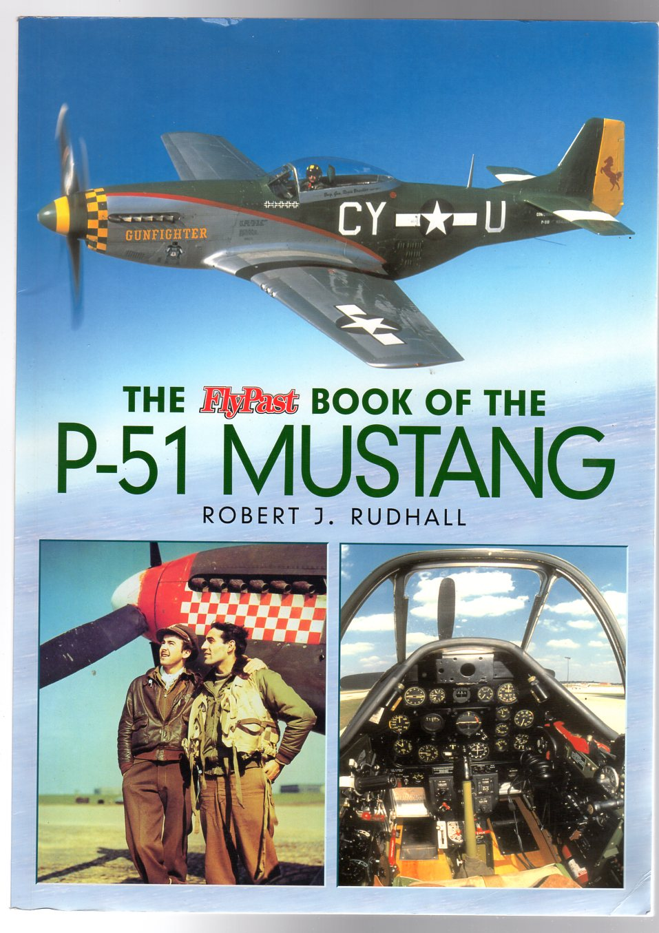 Image for The Flypast Book of the P-51 Mustang