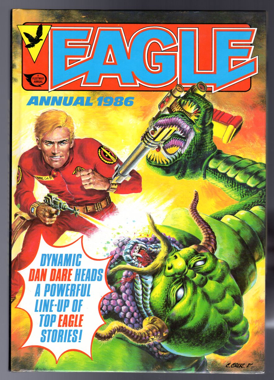 Image for Eagle Annual 1986