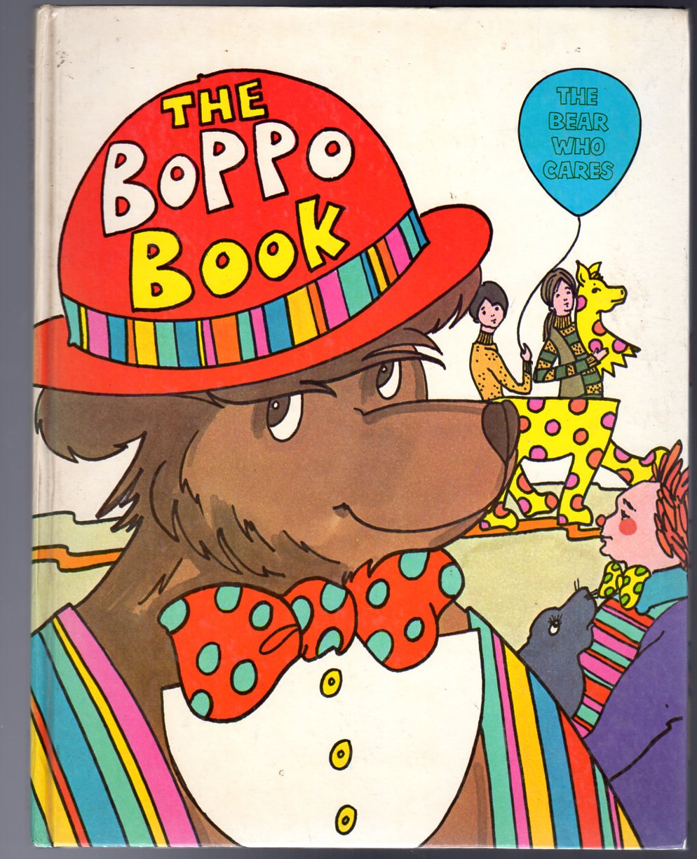 Image for The Boppo Book